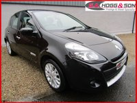 USED 2010 RENAULT CLIO 1.5 DYNAMIQUE DCI 5d 86 BHP **LOCAL OWNER FOR PAST 8 YEARS**