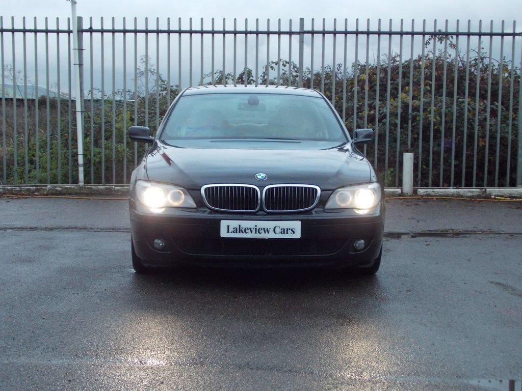 USED 2008 08 BMW 7 SERIES 3.0 730D SPORT 4d 228 BHP