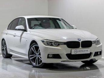 2015 BMW 3 SERIES 2.0 320I M SPORT 4d 181 BHP £14990.00