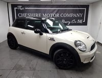 USED 2009 09 MINI HATCH COOPER 1.6 COOPER S 3d 172 BHP + LEATHER + HISTORY + 2 KEYS