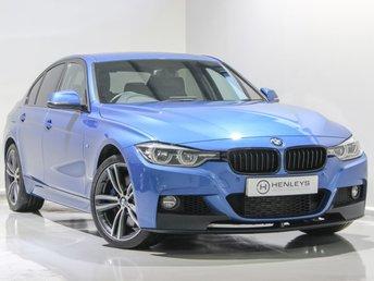 2015 BMW 3 SERIES 3.0 335D XDRIVE M SPORT 4d 308 BHP £19790.00