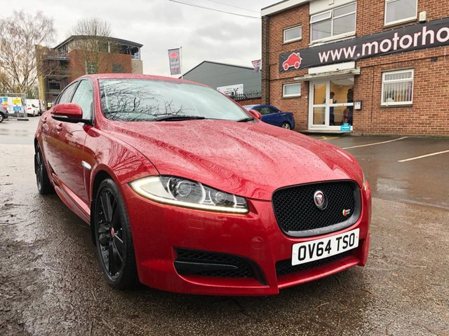 USED 2014 64 JAGUAR XF 3.0 D V6 S PORTFOLIO 4d 275 BHP AWESOME COLOUR COMBINATION EXCELLENT LOW MILEAGE PORTFOLIO EXAMPLE WITH SERVICE HISTORY, ALLOY WHEELS, PARK SENSORS, HEATED WINDSCREEN, HEATED LEATHER SEATS, RADIO/CD/AUX/USB, CRUISE CONTROL, CLIMATE CONTROL, SATELLITE NAVIGATION