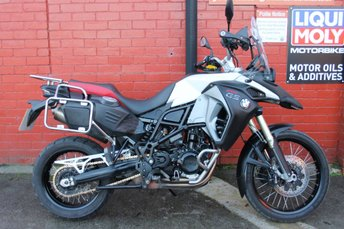 View our BMW F 800 GS ADVENTURE