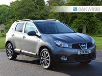2011 NISSAN QASHQAI 1.6 N-TEC IS 5d 117 BHP £5795.00