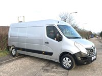 USED 2017 17 RENAULT MASTER 2.3 LM35 BUSINESS PLUS DCI 130 BHP