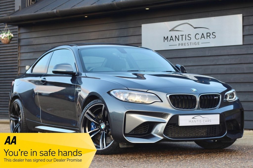 USED 2016 66 BMW M2 3.0 M2 2d 365 BHP BUY NOW | DON'T PAY UNTIL 2020