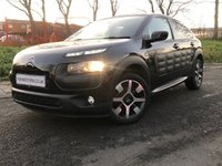 2016 CITROEN C4 CACTUS 1.6 BLUEHDI FLAIR 5d 98 BHP £7590.00