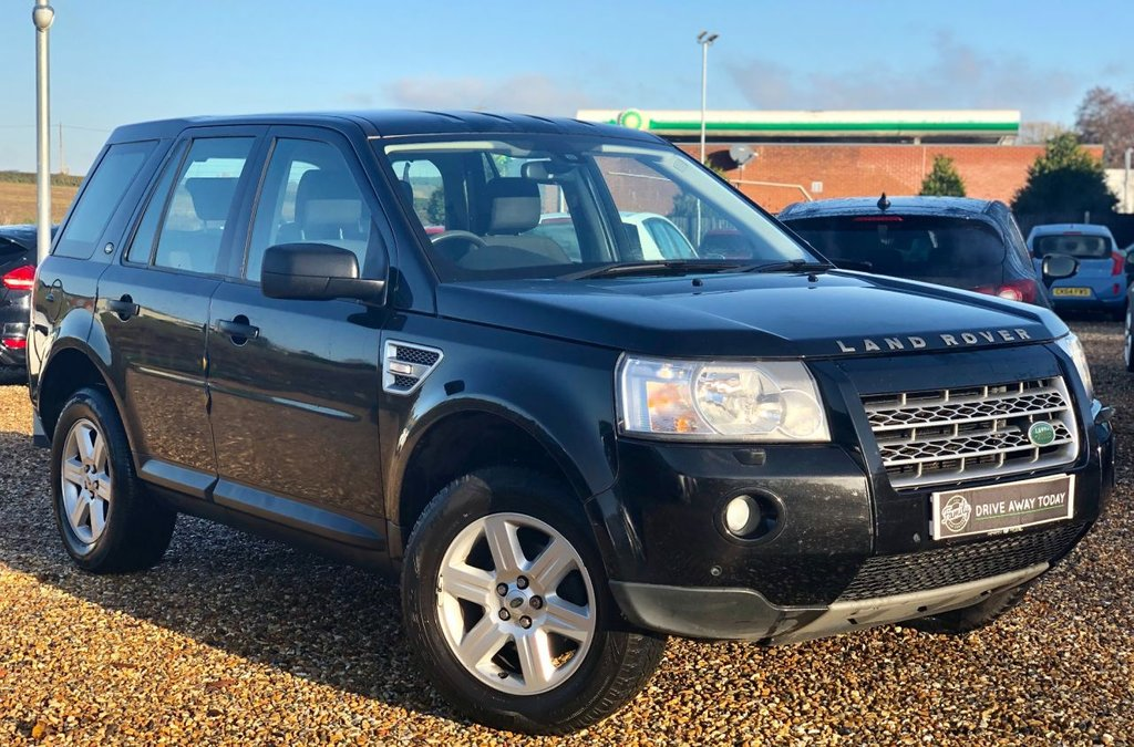 USED 2010 59 LAND ROVER FREELANDER 2.2 TD4 GS 5d 159 BHP NEW CAMBELT FITTED