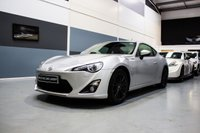 2013 TOYOTA GT86 2.0 D-4S 2d 197 BHP**SAT NAV & HEATED LEATHER SEATS** SOLD