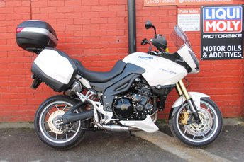 View our TRIUMPH TIGER 1050 ABS