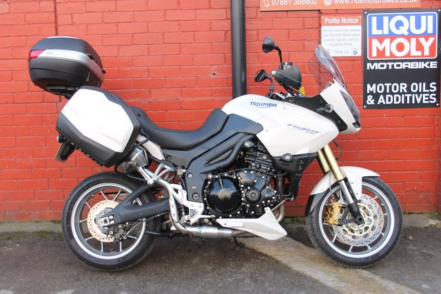 2008 08 TRIUMPH TIGER 1050 ABS