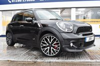 USED 2014 MINI COUNTRYMAN 1.6 JOHN COOPER WORKS 5d 215 BHP COMES WITH 6 MONTHS WARRANTY