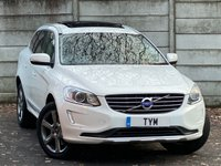 2014 VOLVO XC60 2.4 D5 SE LUX NAV AWD 5d 212 BHP £14995.00