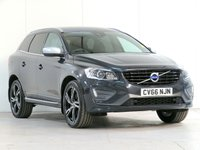 USED 2016 66 VOLVO XC60 2.4 D5 R-Design Lux Nav AWD Auto [4WD] [£4,600 OPTIONS] £5,330 of OPTIONAL Equipment