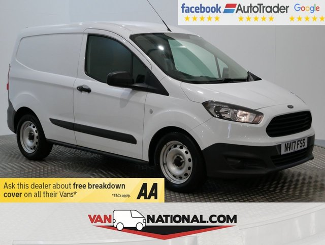 USED 2017 17 FORD TRANSIT COURIER 1.5 BASE TDCI 75 BHP (ONE OWNER READY TO GO)
