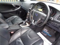 USED 2013 63 VOLVO V40 1.6 D2 Lux Cross Country Powershift (s/s) 5dr Leather, Bluetooth, DAB