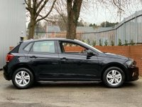 USED 2019 19 VOLKSWAGEN POLO 1.0 TSI SE Tech Edition (s/s) 5dr £220PCM - NO DEPOSIT REQUIRED!