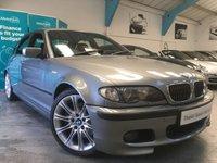 USED 2005 54 BMW 3 SERIES 3.0 330I SPORT 4d 228 BHP