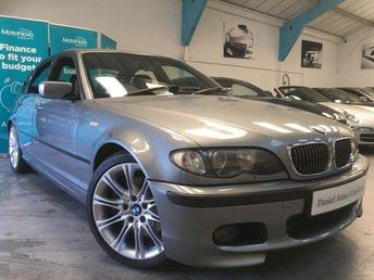 2005 BMW 3 SERIES 3.0 330I SPORT 4d 228 BHP