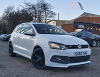 2013 VOLKSWAGEN POLO 1.2 R-LINE STYLE 3d 60 BHP £6500.00