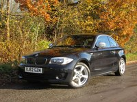 2013 BMW 1 SERIES 2.0 118D EXCLUSIVE EDITION 2d 141 BHP £3995.00