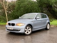 USED 2009 59 BMW 1 SERIES 2.0 118I SE 5d 141 BHP LOW MILLAGE, LOCAL CAR,SE SPEC,READY TO GO!!
