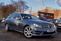 2011 MERCEDES-BENZ C CLASS 2.1 C220 CDI BLUEEFFICIENCY SPORT 5d 168 BHP £6995.00