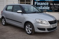 USED 2012 12 SKODA FABIA 1.6 SE TDI CR 5d 103 BHP 5 Service Stamps, 2 Owners, Air conditioning