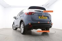 USED 2014 14 MAZDA CX-5 2.2 D SPORT NAV 5d 148 BHP £500 Finance Contribution!
