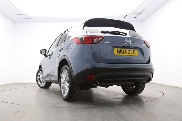 MAZDA CX-5 at Georgesons