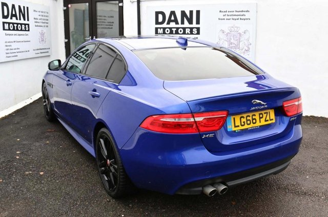 JAGUAR XE at Dani Motors