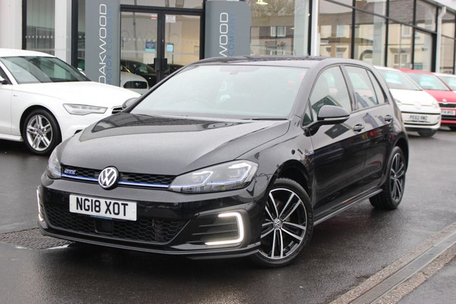 USED 2018 18 VOLKSWAGEN GOLF 1.4 TSI 8.7kWh GTE DSG (s/s) 5dr