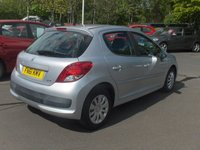USED 2011 61 PEUGEOT 207 1.4 HDI ACTIVE 5d 68 BHP