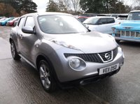 USED 2011 11 NISSAN JUKE 1.6 ACENTA 5d 117 BHP Lovely Driving, Economical and Reliable Juke! FSH and Long MOT!