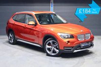 USED 2013 BMW X1 XDRIVE 18D X LINE  ** LEATHER INTERIOR, ISOFIX POINTS, SERVICE HISTORY **