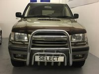 USED 2004 04 ISUZU TROOPER 3.0 LWB DT CITATION 5d 157 BHP SEPTEMBER 2020 MOT -Big and roomy and with tow bar -genuine part exchange thats been used daily -tidy looking and cheap enough -to clear