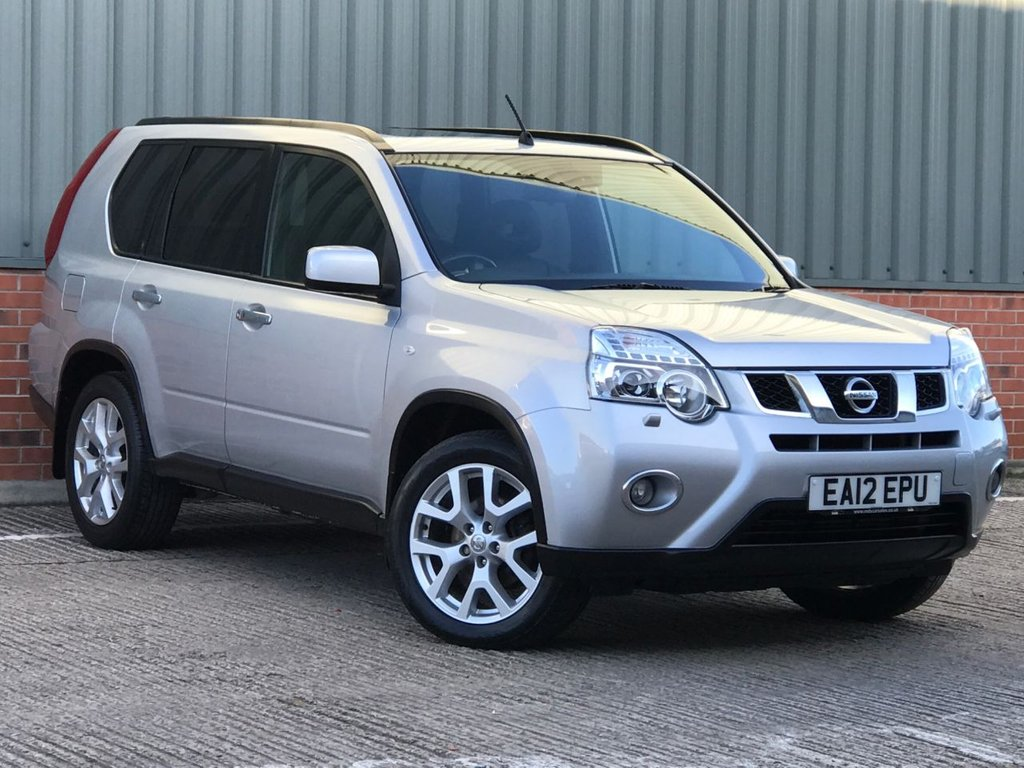 USED 2012 12 NISSAN X-TRAIL 2.0 TEKNA DCI  5d 171 BHP EXCELLENT LOW MILEAGE EXAMPLE