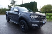 2019 FORD RANGER LIMITED 4X4 SUPERCAB PICK UP 2.2 TDCI 158 BHP £19995.00