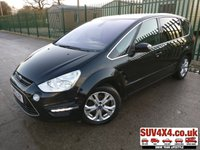 2012 FORD S-MAX