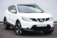 USED 2016 66 NISSAN QASHQAI 1.5 N-CONNECTA DCI 5d 108 BHP SAT NAV - PANORAMIC ROOF - FSH