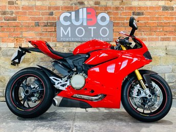 2016 DUCATI 1299 PANIGALE S ABS £13490.00