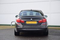 USED 2012 62 BMW 5 SERIES 2.0 520D M SPORT 4d 181 BHP BMW SH - £2300 FACTORY EXTRAS