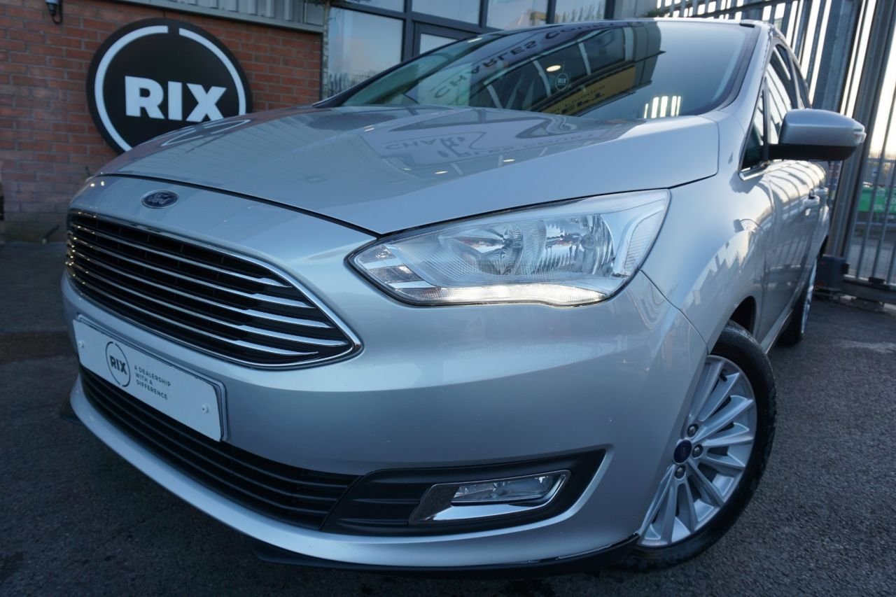 Used FORD GRAND C-MAXfor sale