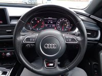 USED 2013 13 AUDI A6 2.0 AVANT TDI BLACK EDITION 5d 175 BHP