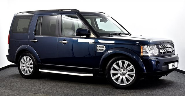 USED 2013 13 LAND ROVER DISCOVERY 4 3.0 SD V6 XS 4X4 5dr Auto [8] Xenons, Surround Cams, Sat Nav