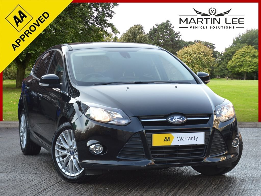 USED 2014 64 FORD FOCUS 1.6 ZETEC 5d 124 BHP FINANCE OFFER PRICE CALL FOR DETAILS