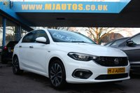 USED 2017 17 FIAT TIPO 1.4 LOUNGE 5dr 94 BHP NEED FINANCE??? APPLY WITH US!!!