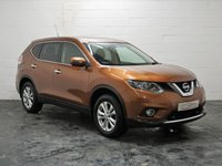 USED 2016 66 NISSAN X-TRAIL 1.6 DCI ACENTA 5d 130 BHP PAN GLASS ROOF + 3 NISSAN SERVICES + 1 OWNER + BLUETOOTH