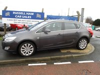 USED 2010 10 VAUXHALL ASTRA 1.6 ELITE 5d 113 BHP 5 Stamps of Service-Climate Control-Full Leather Interior. New MOT & Full Service Done on purchase + 2 YEARS FREE MOT TEST & 2 YEARS FULL SERVICE'S INCLUDED. 3 Months Russell Ham Quality Warranty . All Car's Are HPI Clear . Finance Arranged - Credit Card's Accepted . for more cars www.russellham.co.uk  + Spare Key & Owners Book Pack.