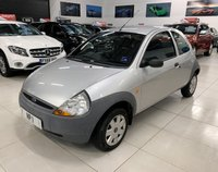 USED 2008 08 FORD KA 1.3 STUDIO CLOTH 3d 69 BHP